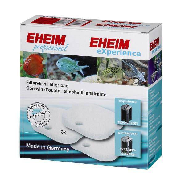 EHEIM Filtervlies für professionel und eXperience weiß 3Stk