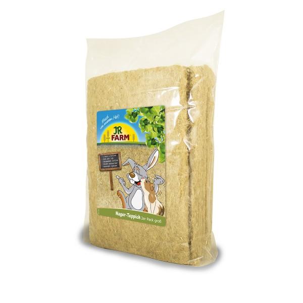 JR Farm JR Nager-Teppich 2er Pack groß 2x 36x53cm 20392