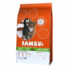IAMS Katze Trockenfutter Adult Lamm