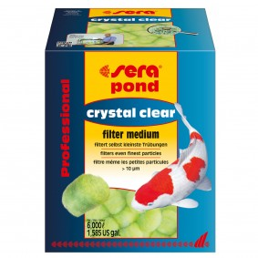 sera pond crystal clear Professional, 350 g