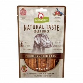 GranataPet Natural Taste Edler Snack Perlhuhn