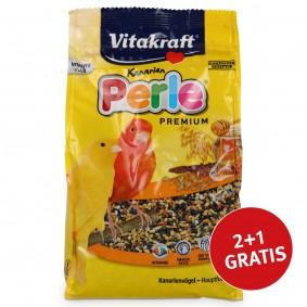 Vitakraft Kanarienperle Vital Complex mit Honig 500g 2+1 Gratis!