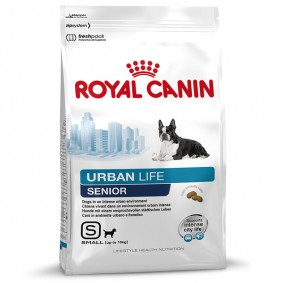 Royal Canin Hundefutter Urban Life Senior Small Dog