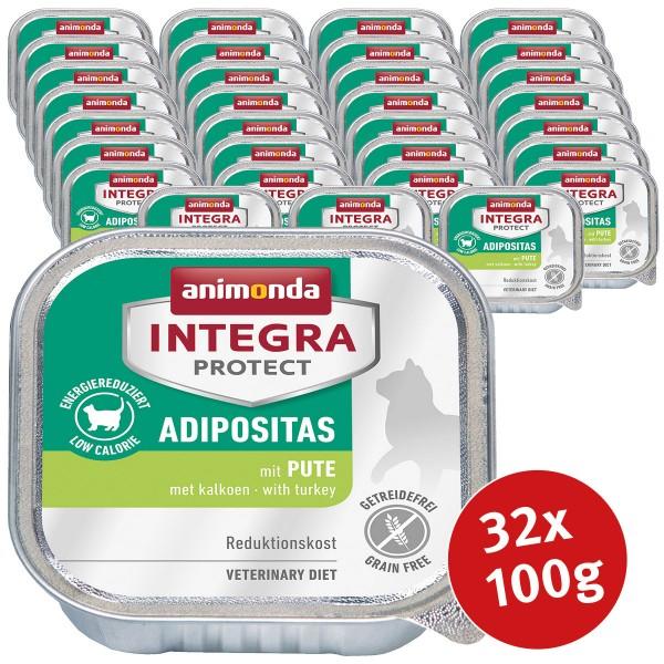 Animonda Katzenfutter Integra Protect Adipositas 32x100g