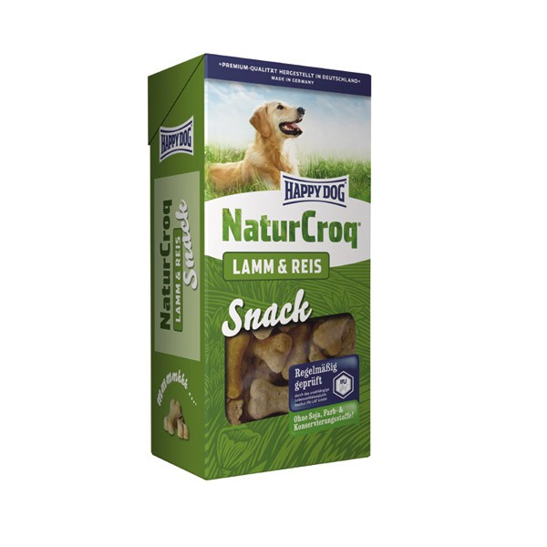 Happy Dog Natur Hundesnack Lamm und Reis