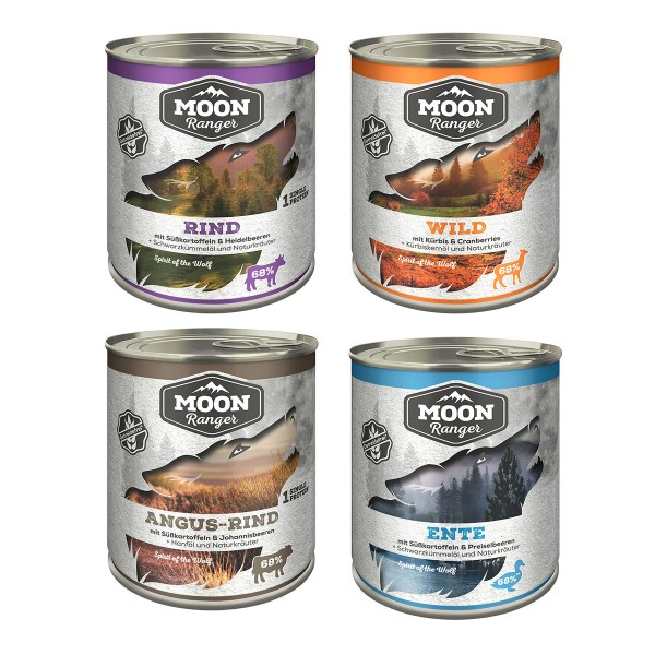 Moon Ranger Mixpaket 24x800g