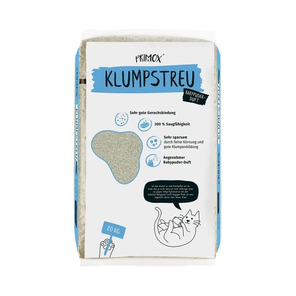 PRIMOX® KLUMPSTREU Babypuderduft 20kg
