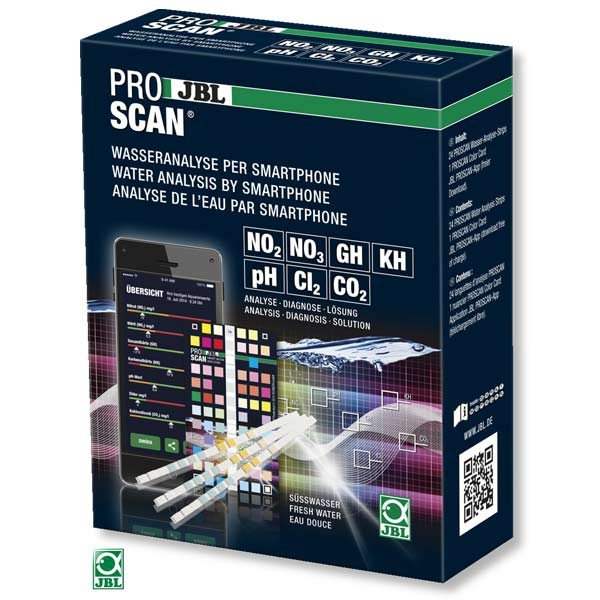 JBL Multi-Wasseranalyse ProScan