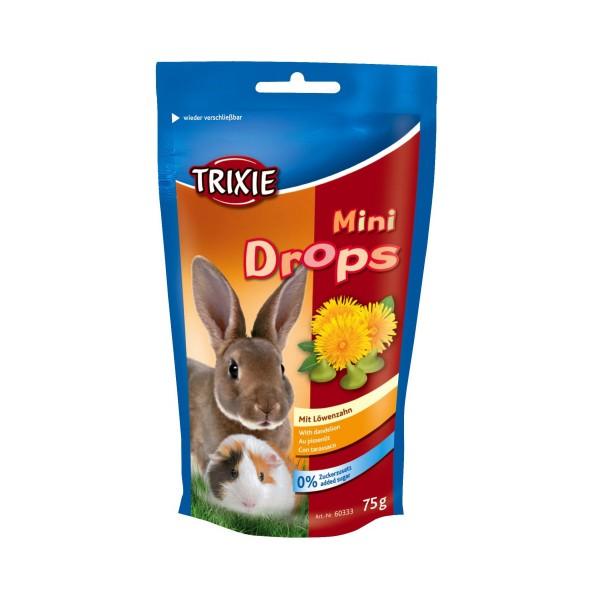 Trixie Mini Drops Kleintiersnack - Löwenzahn
