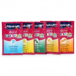 Vitakraft Katzensnack Best of Cat-Stick mini