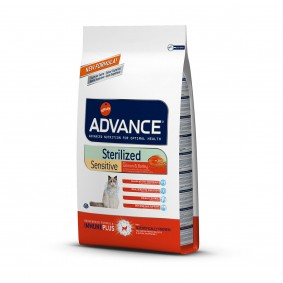 Advance Katzenfutter Sterilized Sensitive Lachs