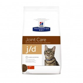 Hill's Prescription Diet j/d Joint Care Katzenfutter mit Huhn