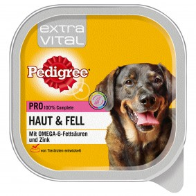 Pedigree Extra Vital Pro Haut & Fell
