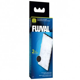 Fluval Poly-Aktivkohle-Filtereinsatz U-Serie
