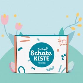ZooRoyal Schatzkiste - box plný překvapení pro kočky