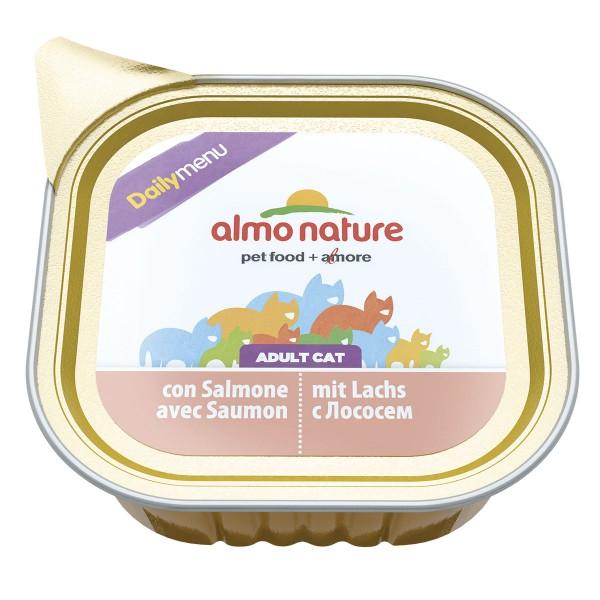 Almo Nature Katzenfutter Daily Menü 100g