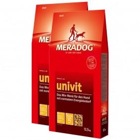 Mera Dog Univit Hundefutter 2x12,5kg