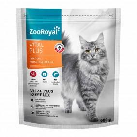 ZooRoyal Vital Plus svysokým obsahem čerstvého drůbežího masa