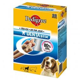 Pedigree DENTA Stix Multipack für mittelgroße Hunde 720g