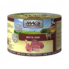 MAC´s Dog Wild & Lamm