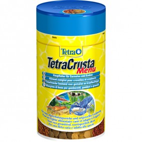 TetraCrusta Krebs-Garnelenfutter Menu 100 ml