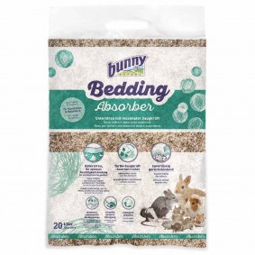 Bunny Bedding Absorber
