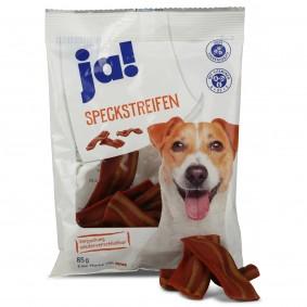 ja! Hundesnack Speckstreifen