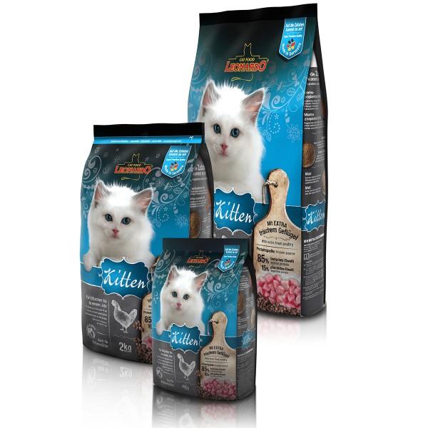 Leonardo Katzenfutter Kitten