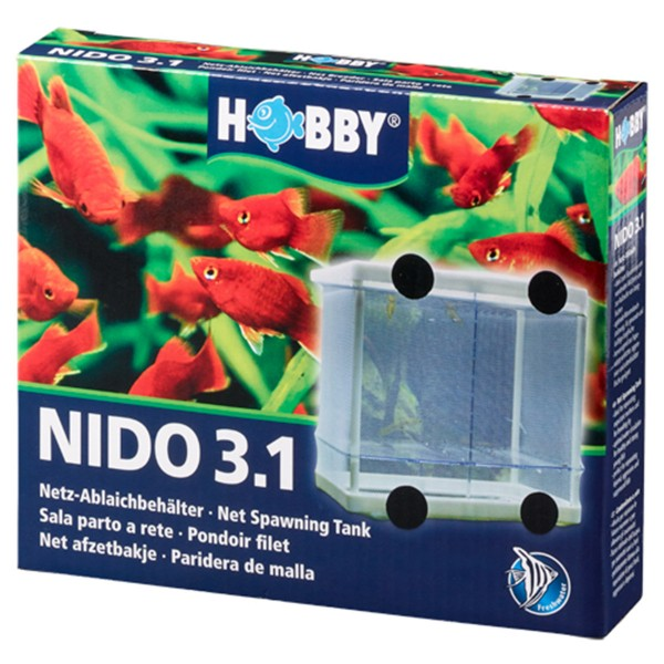 Hobby Ablaichbehälter Nido 3.1