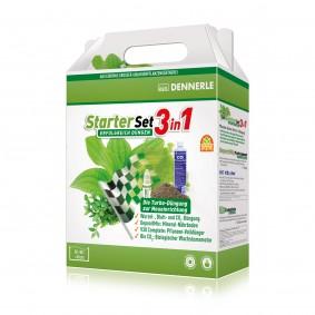 Dennerle Pflanzendüngung Starter-Set 3 in 1