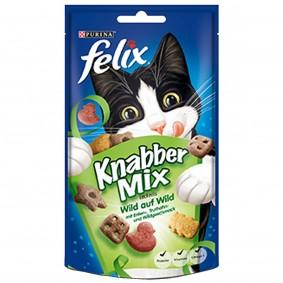 Felix Knabber Mix Wild auf Wild