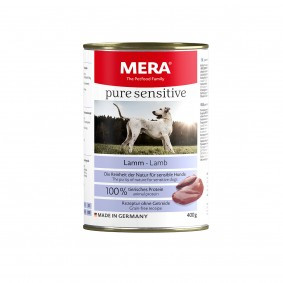 MERA pure sensitive MEAT s jehněčím masem
