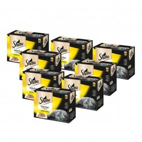 Schipkau Annahütte Angebote Mars Sheba Katzenfutter Selection in Sauce Geflügel Variation Multipack - 96x85g