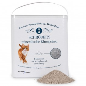 Naturhof Schröder Litière agglomérante minérale SCHRÖDER'S 10 kg