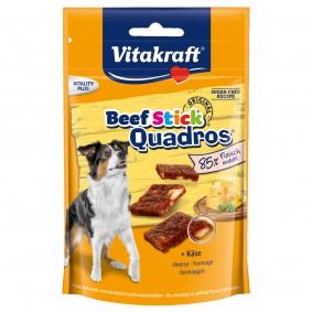 Vitakraft Hundesnack Beef-Stick Quadros Käse