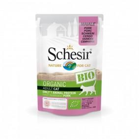 Schesir Cat Bio Schwein