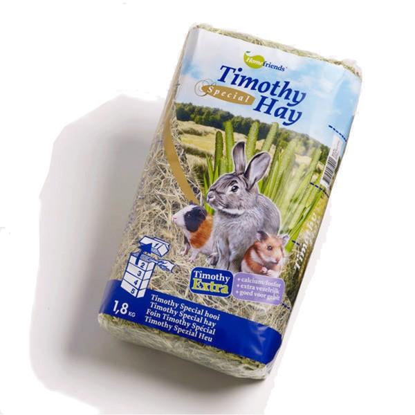 Hugro Special Gold Timothy Heu für Kleintiere 1,8 kg