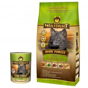 Wolfsblut Dark Forest Wild 15kg+395g Dark Forest Wild