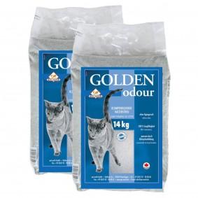 Golden Odour Katzenstreu 2x14kg