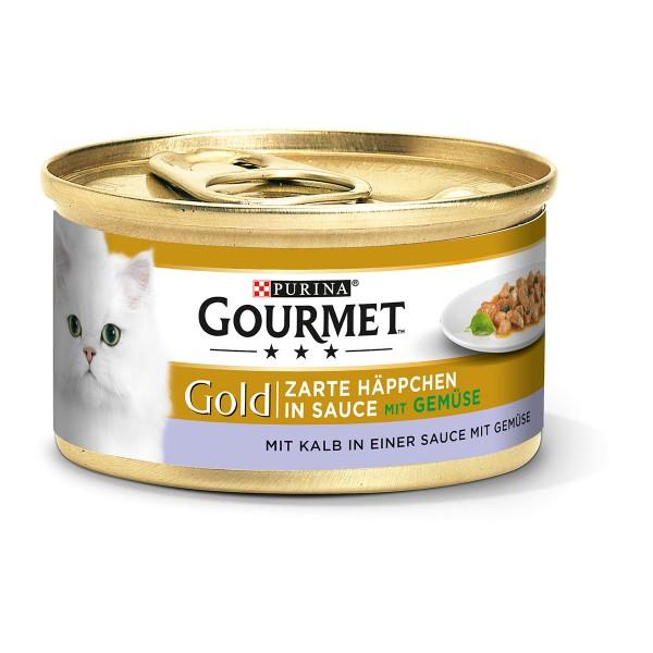 Gourmet Gold Zarte Häppchen 12x85g