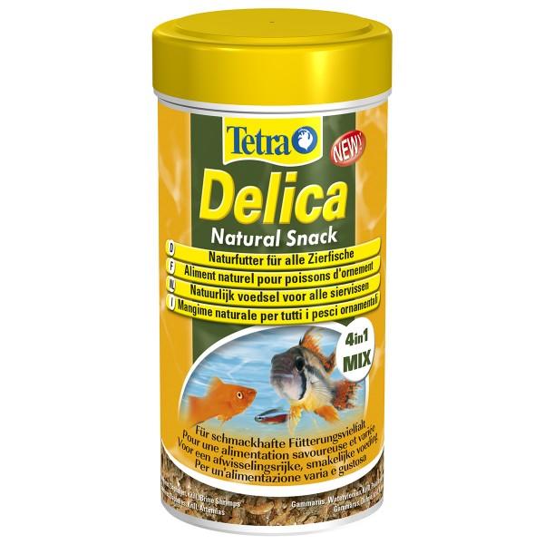 Tetra Zierfischfutter Delica Mix 250ml