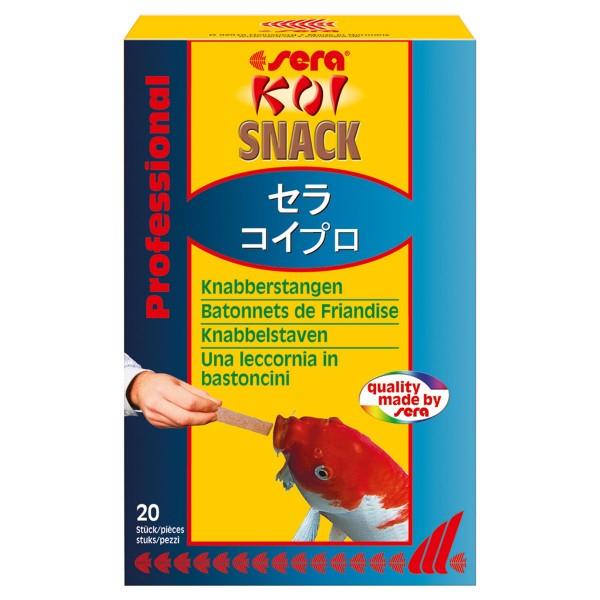 Sera Koi Snack 20 Stück