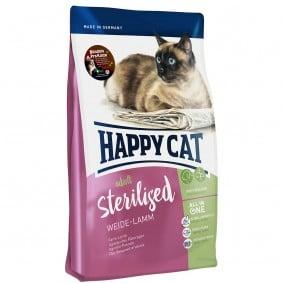 Happy Cat Sterilised jehněčí zvolně se pasoucích zvířat