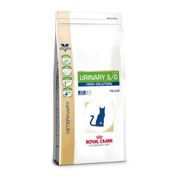Royal Canin Vet Diet Urinary S/O High Dilution UHD 34