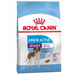 Royal Canin Giant Junior Active 15kg