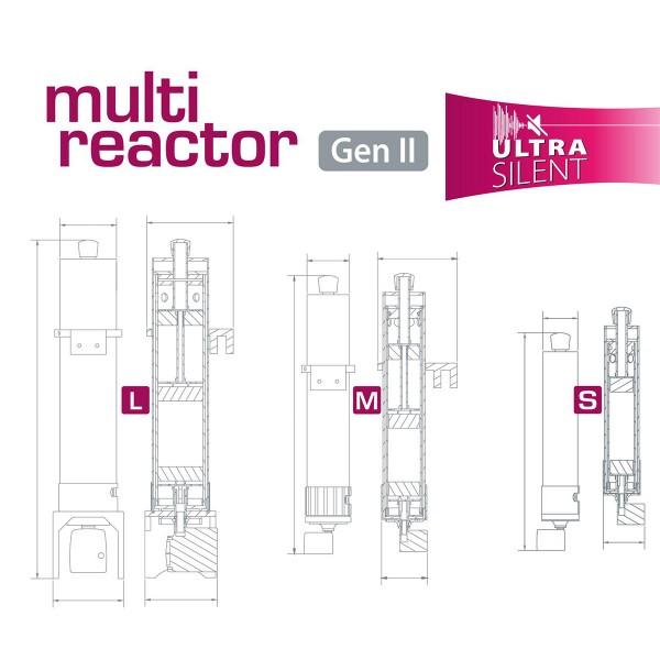 Aqua Medic Multi Reactor GEN ll 12V