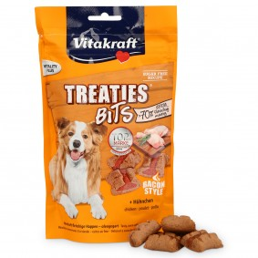 Vitakraft Hundesnack Treaties Bits Hühnchen Bacon