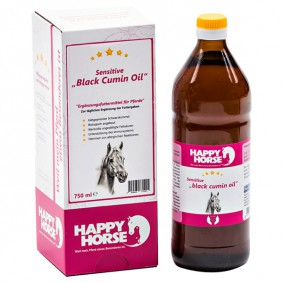 Happy Horse Sensitive Black Cumin Oil