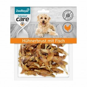 ZooRoyal Individual care Hühnerbrust mit Fisch