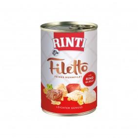 RINTI Filetto Huhn & Rind in Jelly